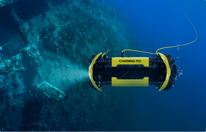 Preorder CHASING M2 ROV | Professional Underwater Drone ...
